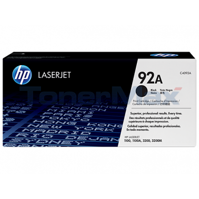 HP LASERJET 1100 TONER BLACK